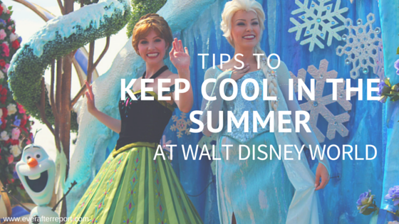 Keep Cool In The Summer At Disney World