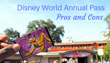 Disney World Annual Pass Pros and Cons